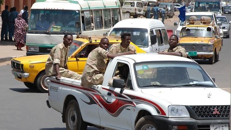 شرطة السودان تشتبك مع مسلحين مخمورين بدارفور
