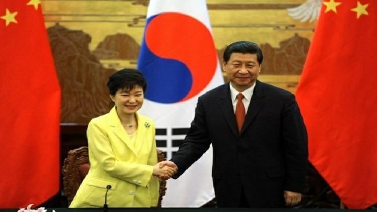 الصين وعدت بمعاقبة كوريا الجنوبية لنصب الدرع الصاروخية الأمريكية