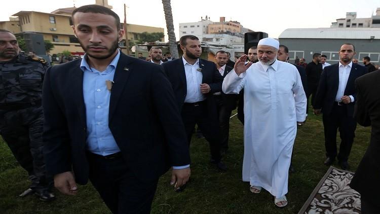 هنية قد يتوجه إلى قطر لترؤس حماس بعد الحج