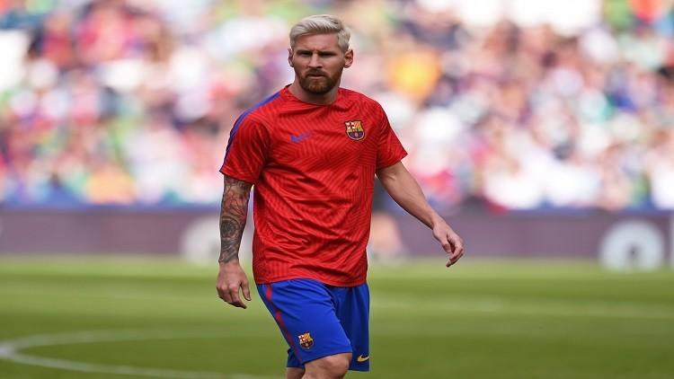 ميسي قد يغيب عن المباراتين المقبلتين لبرشلونة