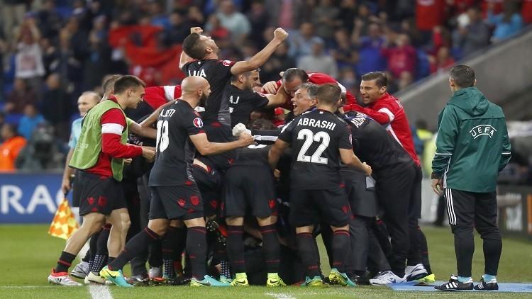 ألبانيا تحقق فوزا ثمينا على مقدونيا
