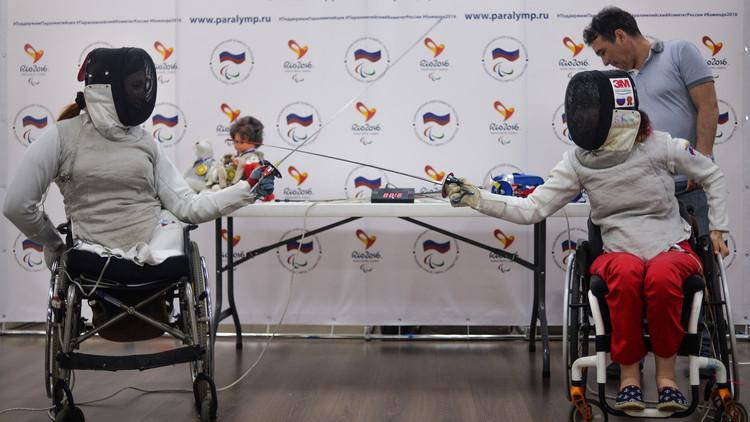 روسيا تنظم دورة بارالمبية خاصة لرياضييها