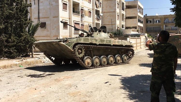 حميميم: 6 خروقات للهدنة في دمشق واللاذقية