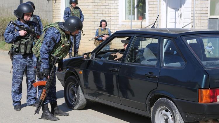 تصفية 6 مسلحين بعمليات أمنية في داغستان