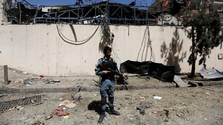طالبان تتبنى الهجوم على منظمة خيرية في كابل