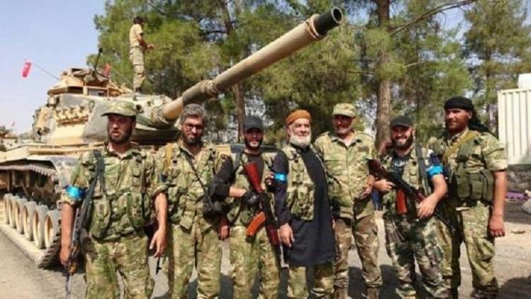 تركيا بسطت سيطرتها على الحدود مع سوريا