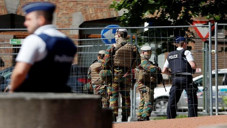 مغربي يهاجم شرطيين بلجيكيين في بروكسل