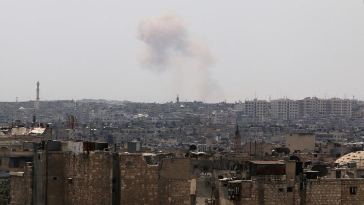منظمة حظر الأسلحة الكيميائية تعتزم التحقيق بهجوم محتمل بغاز الكلور في حلب