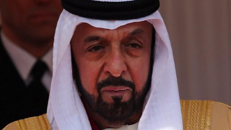 رئيس الإمارات يعود إلى وطنه بعد رحلة خاصة
