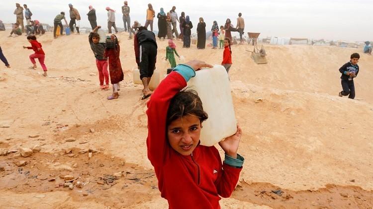 الأقمار الاصطناعية تكشف معاناة آلاف النازحين السوريين