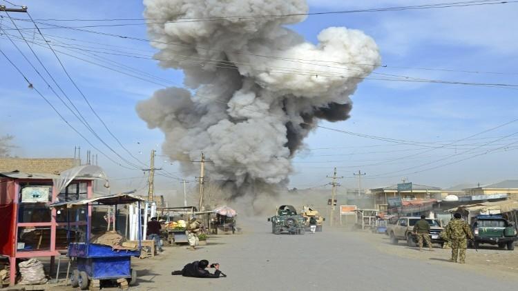 معارك عنيفة بين طالبان والقوات الحكومية في أفغانستان