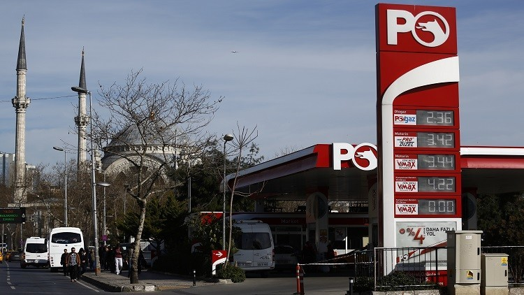 تركيا ترفع بعض الضرائب منها الوقود