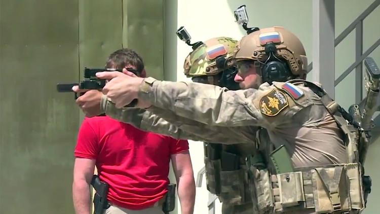 مركز لتدريب القوات الخاصة في الشيشان سيوظف خبراء أمريكيين