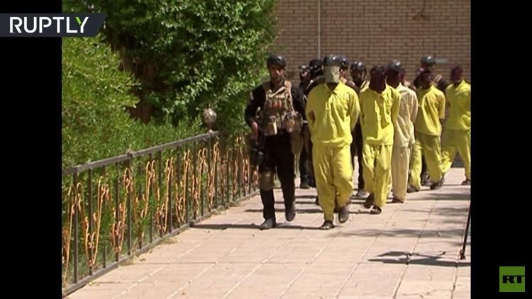 العراق يفكك خلية داعشية خططت لتفجير ضريح الإمام محمد الجواد