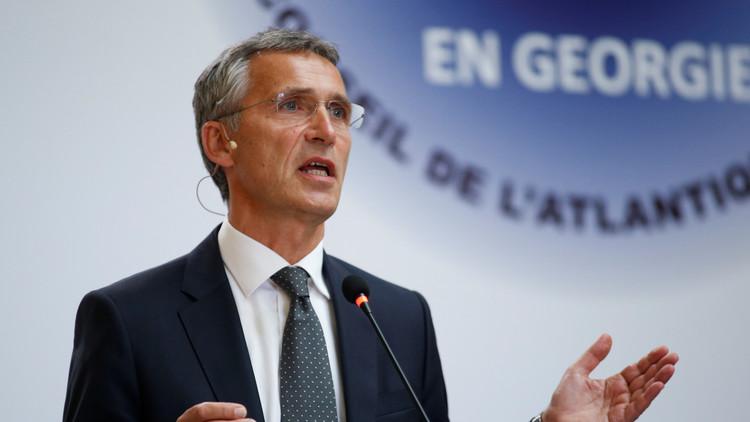 الأمين العام للناتو ينس ستولتينبيرغ