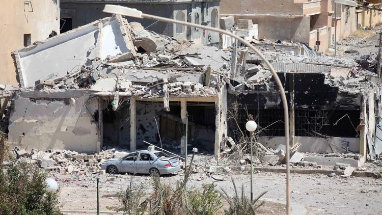 ليبيا.. انفجاران في طرابلس والبنيان المرصوص تحاصر داعش في سرت