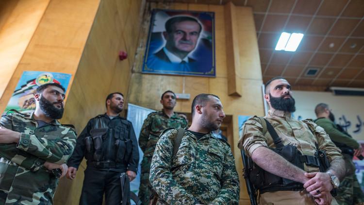 حميميم: 584 بلدة سورية منضمة إلى المصالحة الوطنية