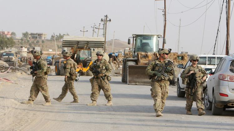 واشنطن تنشر 400 عسكري إضافي في العراق