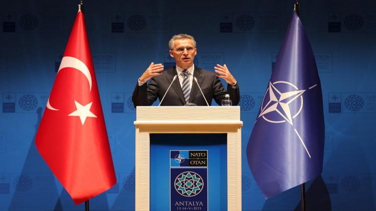 الناتو: بقاء تركيا قوية وديمقراطية مهم لأمن المنطقة وأوروبا