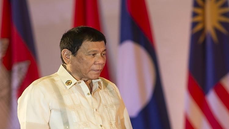 رئيس الفلبين: بان كي مون