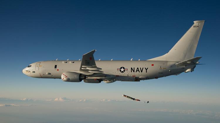 الطائرات الأمريكية تحلق نحو الشرق
