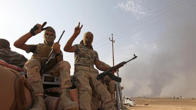 البارزاني: الجيش العراقي و