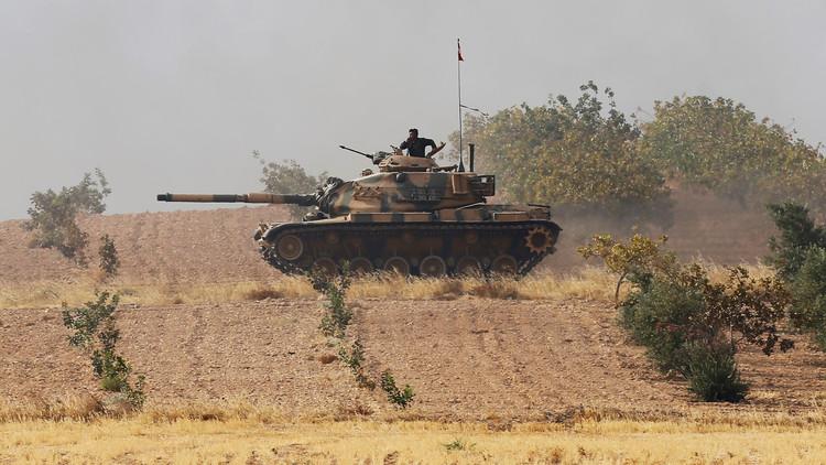 مقتل 3 جنود أتراك بهجوم لداعش في سوريا