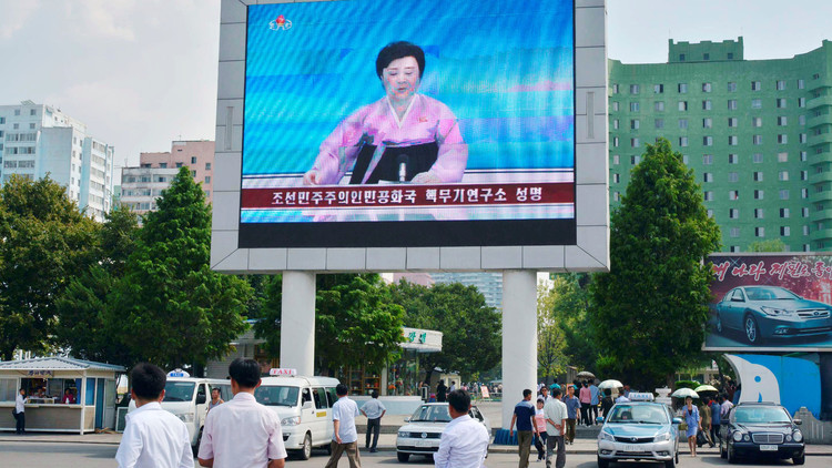 هل رسالة كوريا النووية إلى واشنطن وأوباما بشكل خاص؟