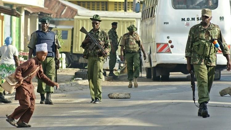 مقتل 3 نساء في هجوم على مركز شرطة في مدينة مومباسا الكينية