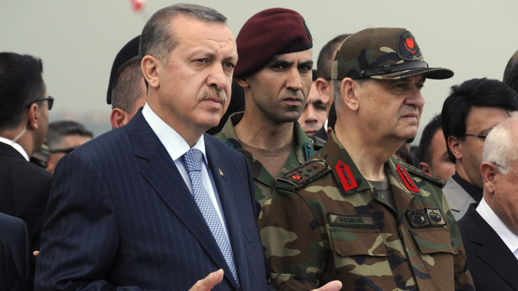 أردوغان يعلن بدء إرسال مساعدات إلى حلب