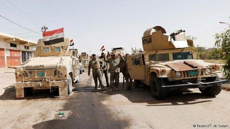 العراق يأمل بمساعدة موسكو في تحرير الموصل