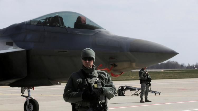 إنزال قوة أمريكية في ليتوانيا في إطار تدريبات