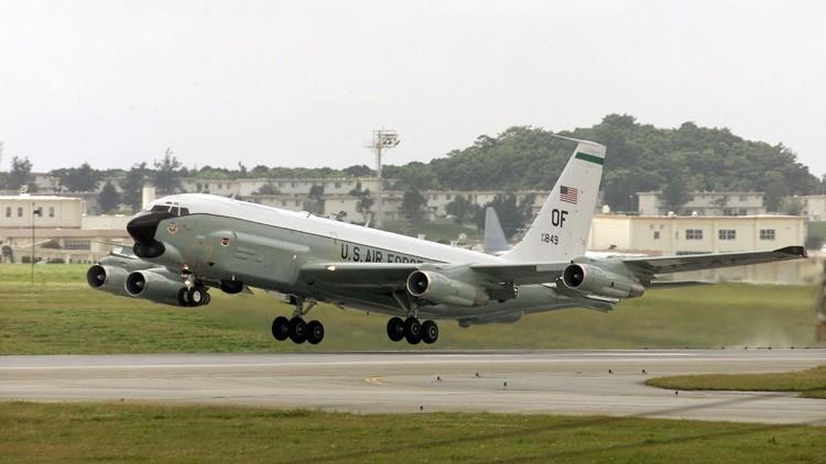 الاقتراب رقم 15 .. طائرات التجسس الأمريكية تناوب أمام القرم الروسية