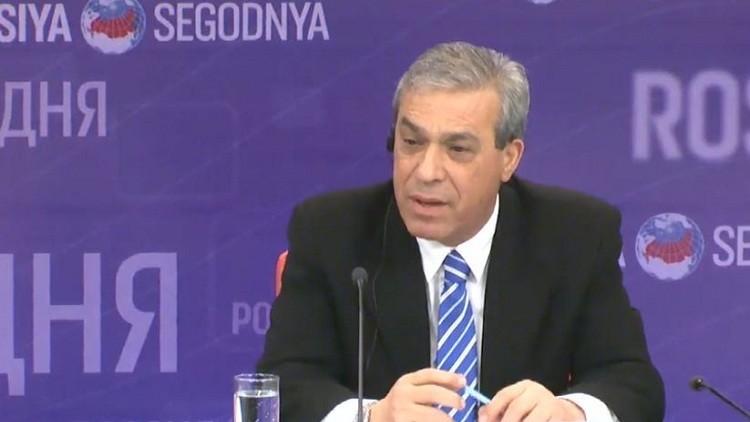 سفير فلسطين في روسيا: المفاوضات المباشرة بين الزعيمين الفلسطيني والإسرائيلي يجب أن تجري في موسكو