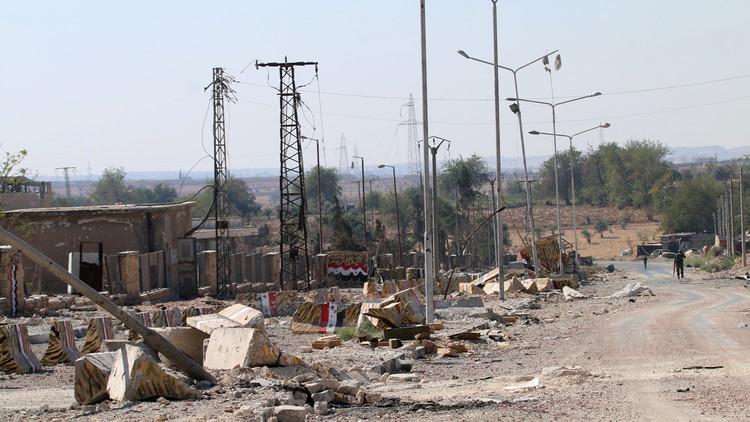 وصول قافلتي مساعدات إنسانية من تركيا إلى شمال سوريا