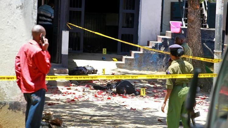 داعش: منفذات هجوم مومباسا من مناصراتنا