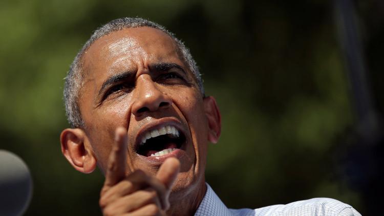 أوباما يهاجم ترامب لـ