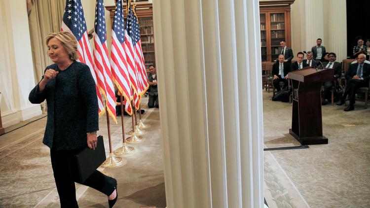 كلينتون تستأنف حملتها الانتخابية الخميس