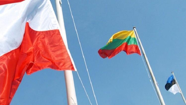 اتفاق أمني بين دول البلطيق وواشنطن