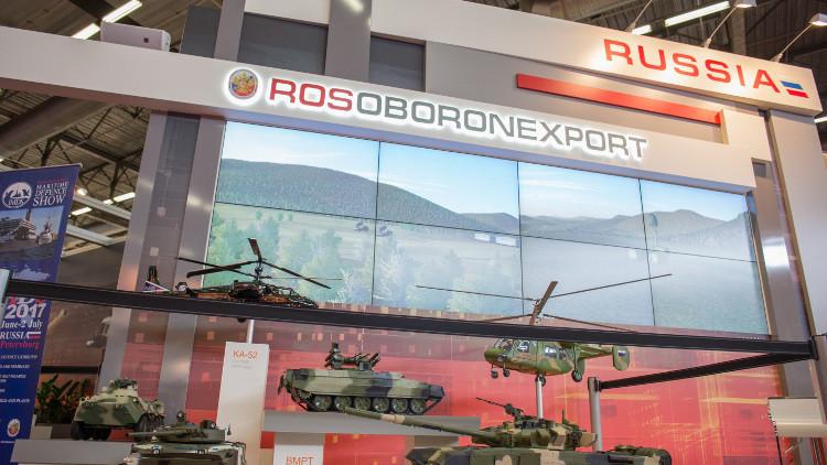 روسيا أكبر مصدر للأسلحة إلى دول جنوبي الصحراء