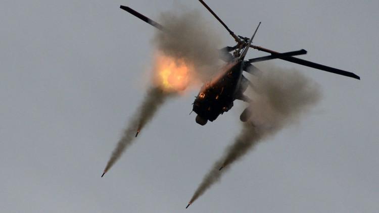 مروحيات روسية تحط في مقر للقوات الأمريكية بالعراق