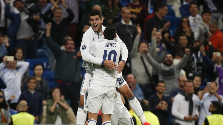 ريال مدريد يقلب الطاولة على سبورتينغ لشبونة ويحرمه من الفوز