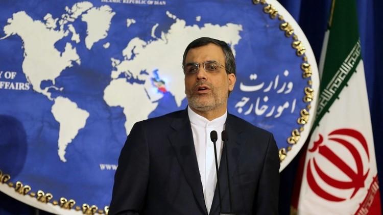 طهران تأمل أن تلتزم واشنطن بمكافحة الإرهاب بسوريا