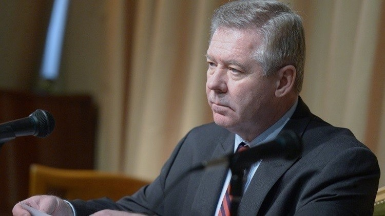 غاتيلوف: جولة جديدة من المفاوضات السورية قد تبدأ الشهر الجاري