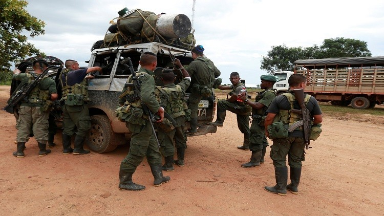 كولومبيا تقر بمسؤوليتها عن قتل أعضاء  بـ