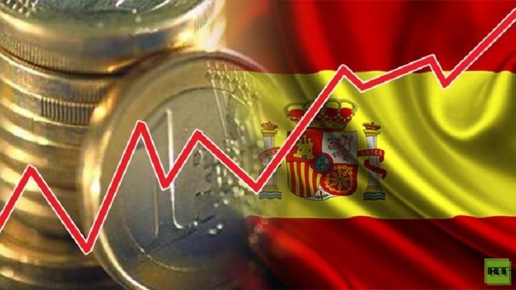 دين إسبانيا يتجاوز 100% من حجم الناتج المحلي