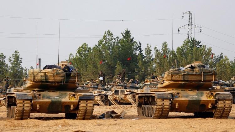 مقتل مسلحين أكراد يشتبه باغتيالهم سياسيا تركيا