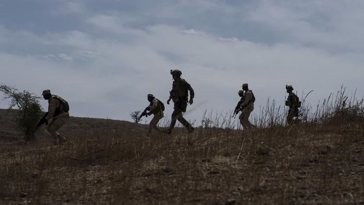 عسكريون أمريكيون يدخلون سوريا