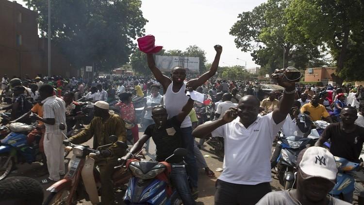اعتقال رئيس وزراء بوركينا فاسو السابق