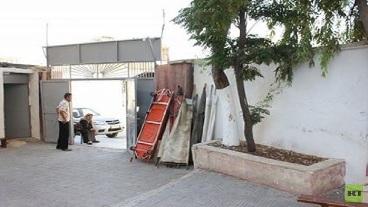 الشيخ مقصود في حلب.. حياة على خط النار